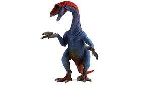 3d therizinosaurus toy