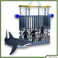 3d scuba cage