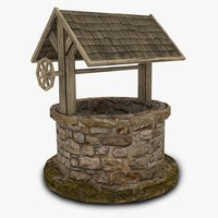 3d water ready games model