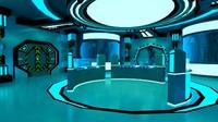 Sci-Fi Space Room 02