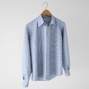 3dsmax shirts hangers v-ray