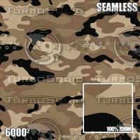 6000 Seamless Texture Camo I