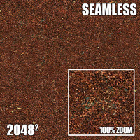 2048 Seamless Dirt/Grass 3