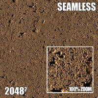 2048 Seamless Dirt/Grass 4