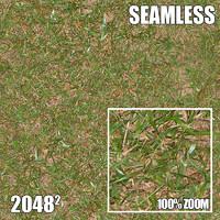 2048 Seamless Dirt/Grass 13