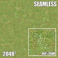 2048 Seamless Dirt/Grass 20