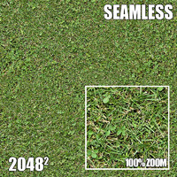 2048 Seamless Dirt/Grass 27