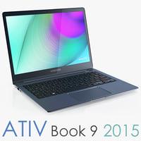 Samsung ATIV Book 9 12.2 inch 2015