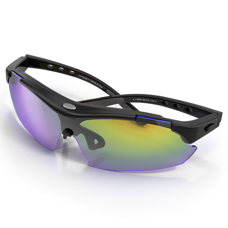 3ds max sport glasses 2