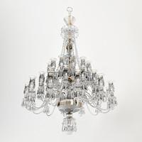max saint louis classique crystal chandelier