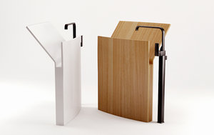 antonio washbasin 3d model
