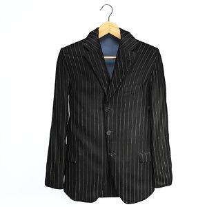 3d coat jacket wardrobe
