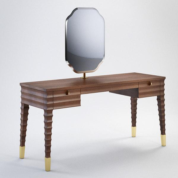3d model opera contemporary elettra