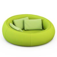 sofa ease 3d max