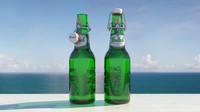 grolsch beer bottles max