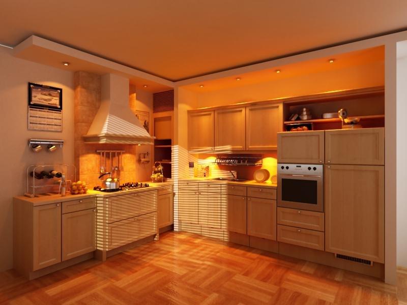 3d model kitchen accessories 102