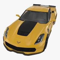 obj chevrolet corvette 2015