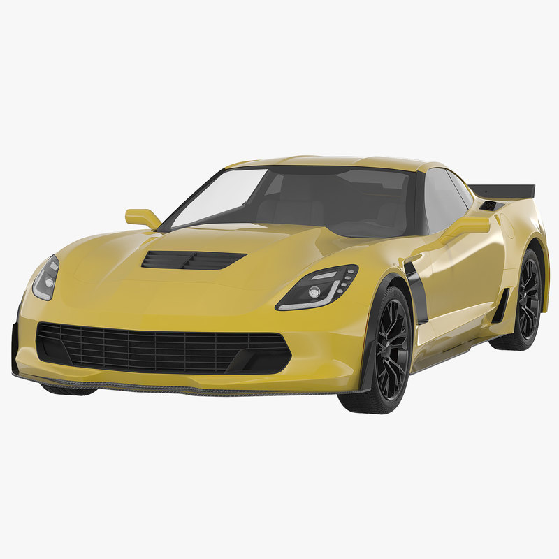 Car Generic Simple Max - Simple sports car