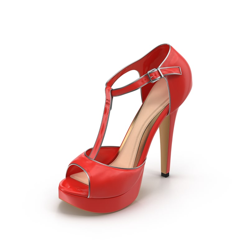 realistic women s shoes max