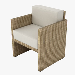 outdoor lounge chair max
