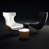 3d caruzzo-armchair