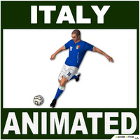 italy jersey ball 3d max