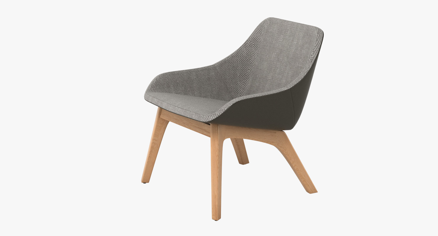 3d zeitraum morph lounge chair
