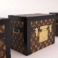 Louis Vuitton Treasure Box (Collection 2015)