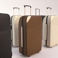 Louis Vuitton Suitcase A (Collection 2015)