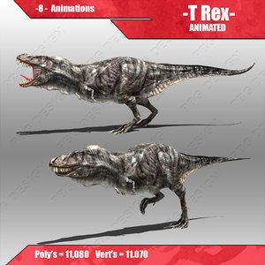tyrannosaurus rex 3d 3ds