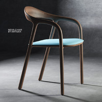 3d model chair neva artisan