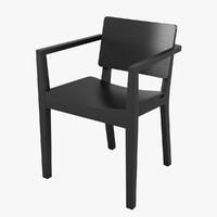3d zeitraum comfort chair
