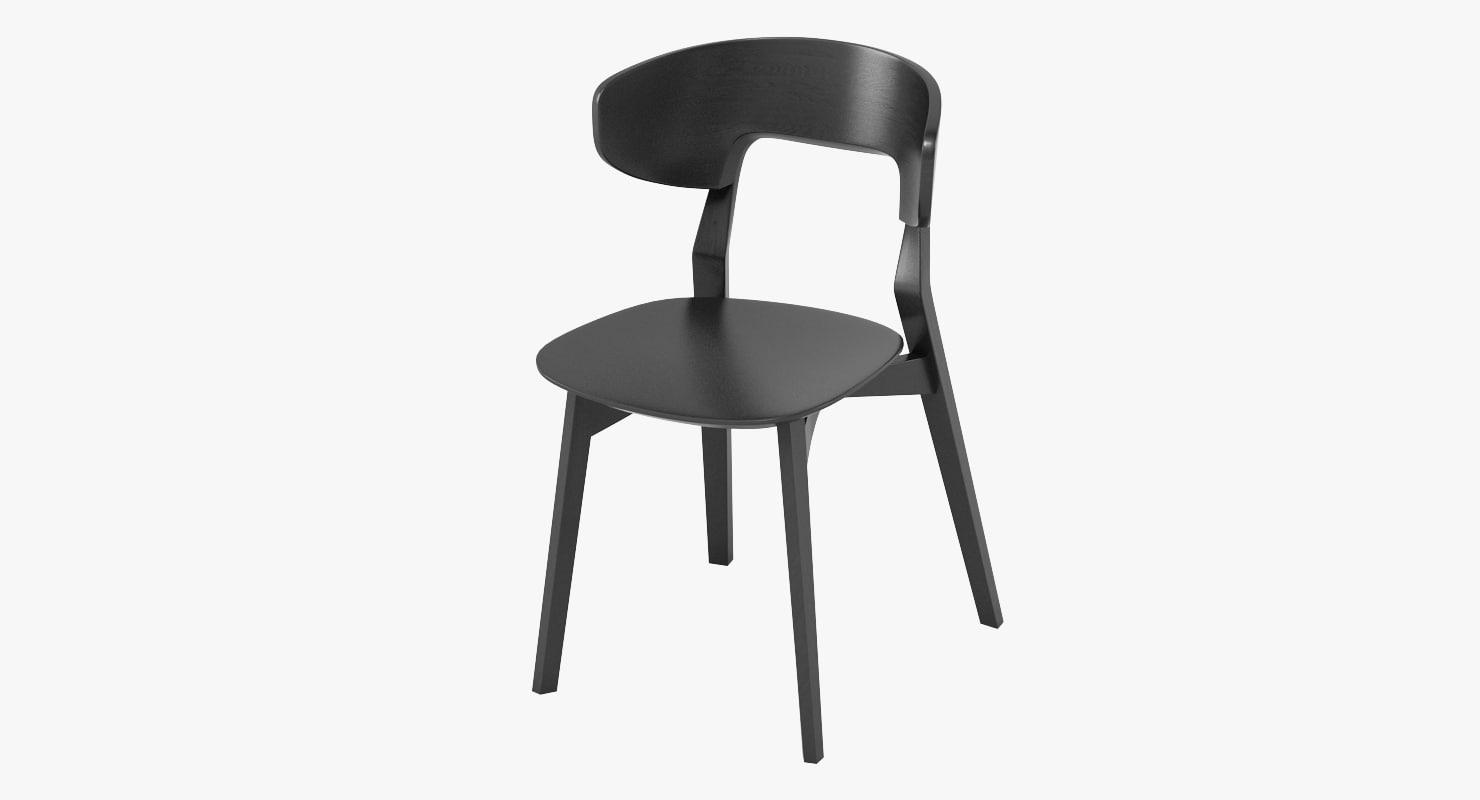 3ds max zeitraum nonoto chair