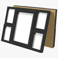 picture frame 3 3ds