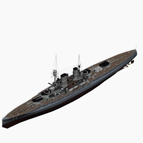 battlecruiser mackensen class imperial max