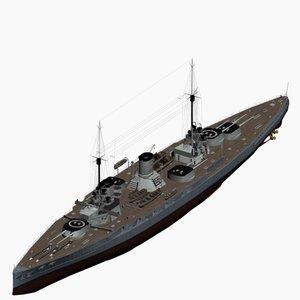battlecruiser moltke class imperial max