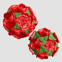 geometric shape 3d obj