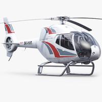 3ds max eurocopter ec 120 sport