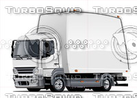 Cartoon truck 63