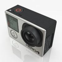 video camera 3d c4d