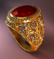 3d model ring power