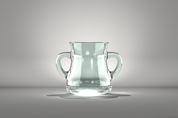 3ds max glass vase 4