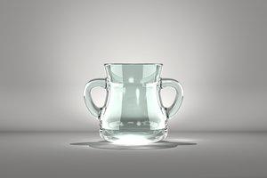 3ds max glass vase 4