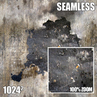Seamless Tileable Concrete 02