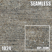 Seamless Tileable Concrete VII