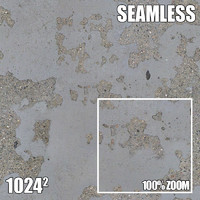 Seamless Tileable Concrete IX