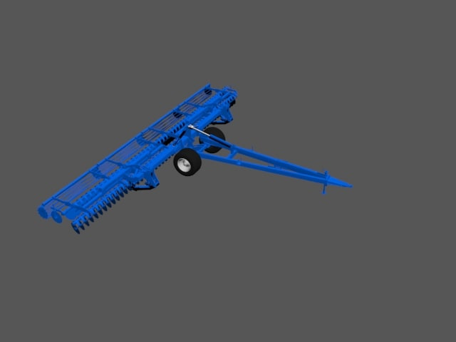 3ds max cultivator