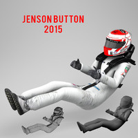 Jenson Button 2015