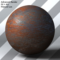 Rusty Metal Shader_001