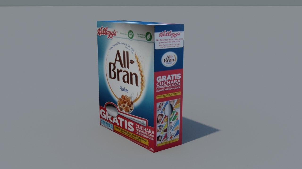 max kellogg s cereal box